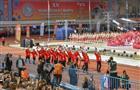 В Саратове состоялась официальная церемония открытия Чемпионата мира по пожарно-спасательному спорту