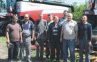 КФХ Александра Минко добивается высоких урожаев и помогает родному селу