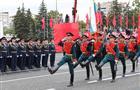 В Самаре прошел парад в честь 75-летия Победы
