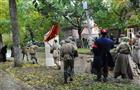 """В Самаре состоялся военно-исторический фестиваль """"Ожившие страницы истории"""""""