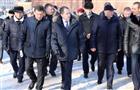 Михаил Бабич посетил стройку Чувашского кадетского корпуса