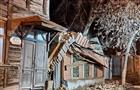 Инцидент на ул. Арцыбушевской: стена старого дома обрушилась на соседний