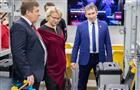 В Казанском техникуме информационных технологий и связи открылись современные мастерские