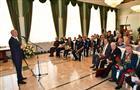Николай Меркушкин вручил государственные награды жителям региона