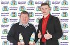 Фермер Исаклинского района Олег Ятманкин контролирует процесс производства молочных продуктов отполя доприлавка