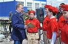 Военно-патриотическое воспитание в Суходольской школе №2 построено на активной деятельности