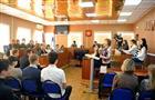 Встречей со школьниками отметили День местного самоуправления в сызранской думе