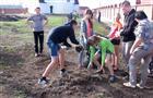 В школе села Георгиевка воспитывают юных патриотов