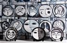 В Самаре открылась выставка современного искусства с народными мотивами