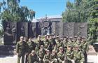 """Самарские школьники успешно участвуют в смене лагеря """"Гвардеец-2"""""""