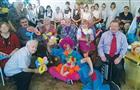 Учащиеся Орловской школы Кошкинского района дарят море тепла, любви и доброты окружающим