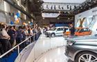 Бу Андерссон представил Lada Vesta на Motorexpo Show в Красноярске