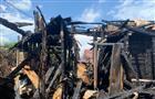 В Красноярском районе ликвидирован крупный пожар в дачном массиве