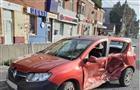 В Самаре госпитализирована водитель иномарки, спровоцировавшая ДТП