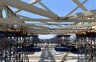 В Самарской области на мосту через Волгу начались строительно-монтажные работы
