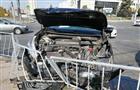 В Самаре женщина на Daewoo Matiz врезалась в Nissan