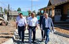 Александр Бречалов посетил с рабочим визитом Можгинский район
