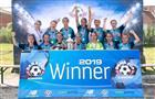 Самарские футболистки выиграли DanaCup 2019