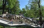 Струковский сад открылся после реконструкции