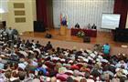 Глава региона встретился с жителями Ставропольского района