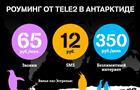Tele2 запускает безлимитный интернет в Антарктиде