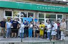 Массовая кампания благодарности медработникам региона проходит в Самарской области