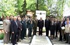 На учебном полигоне СамГУПС прошел митинг, приуроченный к Дню Победы