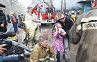 В Самаре помогают пострадавшим в страшном пожаре