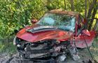 В Волжском районе погиб водитель одной из столкнувшихся иномарок
