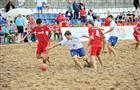 Стартует второй этап чемпионата России по пляжному футболу