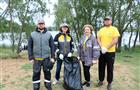 Сотрудники Новокуйбышевского завода масел и присадок расчистили берега водоемов