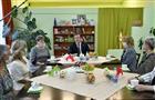 """Дмитрий Азаров: """"Социальная работа - это призвание, здесь люди работают по зову души"""""""