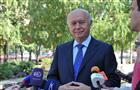 Николай Меркушкин проголосовал на выборах депутатов районных советов Самары