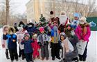 Подарки детям истарикам принесли нетолько Дед Мороз иСнегурочка