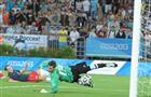 Реализованный Голубевым пенальти не помог России выйти в финал