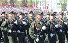 Военные начали готовиться к параду Победы в Самаре