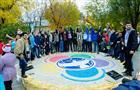Участники ВФМС открыли в Оренбурге Фестивальную площадь