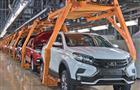 На АвтоВАЗе стартовало производство Lada Xray Cross