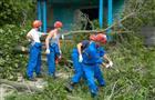 В Пестравском районе после урагана введен режим ЧС