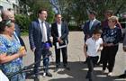 Дмитрий Азаров посетил с рабочим визитом Сызранский район