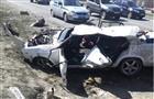 У Новосемейкино в ДТП пострадал водитель перевернувшегося на крышу ВАЗа