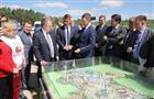 """Виталий Мутко: """"В течение недели необходимо определиться по подходам достройки ЖК """"Окский берег"""""""