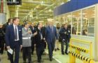 Вице-премьер правительства России Аркадий Дворкович с рабочим визитом в Тольятти