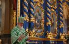 Святейший Патриарх Московский и всея Руси возглавил чин Великого освящения Успенского собора в Сарове