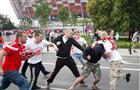 На самарских болельщиков напали в Варшаве