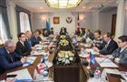 Члены Совета Федерации России и депутаты Государственной Думы инспектируют ход реализации нацпроектов в Удмуртии