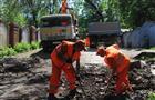 В Самаре начали ремонтировать внутриквартальные дороги