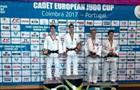 Башкирские дзюдоисты Лилиана Салимьянова и Карен Галстян — победители Кубка Европы