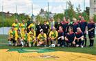 В Самаре прошел матч между сборной региона и командой болельщиков из Австралии