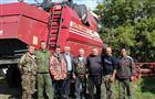 Крестьянско-фермерское хозяйство Виктора Мезенцева изНижней Быковки добивается высоких урожаев
